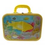 Lunchbox Korallenriff - Brotzeitbox aus Metall / B-Ware Einzelstück