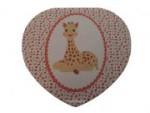 Kinder-Spieluhr, Sophie The Giraffe, Trousselier
