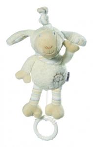 Baby- Spieluhr, Kleines Schaf,BabyFehn (Melodienauswahl: Schlaf Kindlein schlaf)