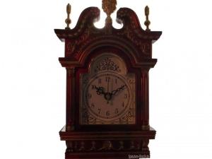Erwachsenen - Spieluhr Standuhr mit Uhr und Spieluhr