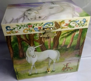 Einhorn Spieluhr Unicorn von Enchantmints