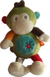 Baby-Spieluhr, Affe, BabyFehn (Melodienauswahl: Schlaf, Kindlein, Schlaf)