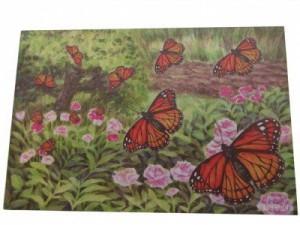 Erwachsenen-Spieluhr, Schmetterlinge,  Enchantmints