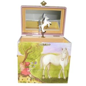 Kinder-Spieluhr , Pferd, Enchantmints