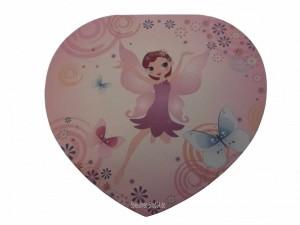 Kinder-Spieluhr, Herz, Elfe groß, Trousselier