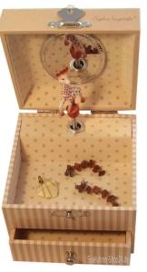 Kinder-Spieluhr, Sophie The Giraffe ©, Trousselier
