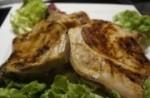 Bauernkotelett mit Speck und Schwarte (Bauernkotelette: Bauernkotelette mit Speck u. Schwarte ca. 200-250gr)