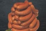 Bauernwurst - geräuchert (Geräucherte Bauernwürstchen: Bauernwürstchen geräuchert 1 Paar ( 2 Stk.))