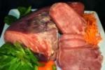 Gekochte Rinderzunge (Rinderzunge: Gekochte Rinderzunge geschnitten 200gr)