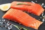 Hausgebeizter Graved-Lachs (Hausgebeizter Lachs: Premium Graved Lachs handgeschnitten 150gr)