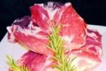 Lammkeule ohne Knochen vom Hohenloher Weidelamm (Lammkeule ohne Knochen: Frische Lammkeule ca.1,000 kg)