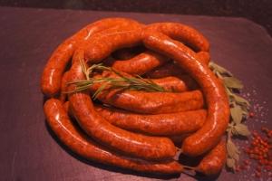 Merguez - französische Grillwurst (Merquez: Merquez 500gr (ca. 6-8 Stk.))
