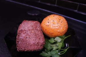 dry aged beef burger (Farbe: dry aged beef burger 1 Stk. ca. 110 gr.)