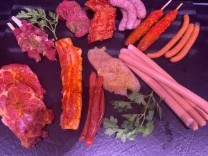 Grillpaket Gourmet für 10 Personen (Grillpaket: Grillpaket Gourmet für 10 Personen)