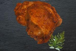 Pollo Fino - ausgebeinte Hähnchenoberkeule (Pollo Fino: Pollofino fertig gewürzt  0,5 kg)