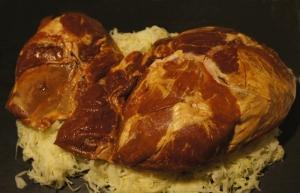 Schäufele ohne Knochen vom Schwäbisch-Hällischen Landschwein (Schäufele SH: Schwäbisch Hällisches Schäufele  2,500kg)