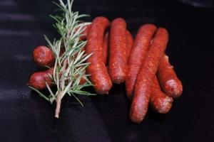 Kobasice - Rinderbauernwurst (Kobasice: Balkan Rinderbratwurst 1kg)