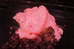 Frisches Putenschnitzel (Putenschnitzel: Putenschnitzel natur in Scheiben geschnitten 0,5kg)
