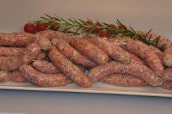 Salsiccia - italienische Bratwurst (Salsiccia: Bratwurst Salsiccia 1,500kg  ca.10)