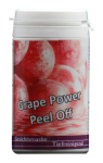 Grape Power regenerierende Peel Off Gesichtsmaske (Größe: 4 x 25 Gramm)