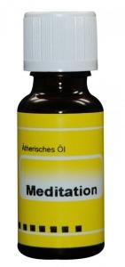 Aromaöl Meditation (20 ml)