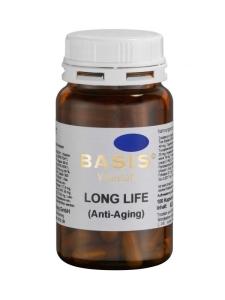 Long Life Anti-Aging-Kapseln (Größe: 100 Kapseln)