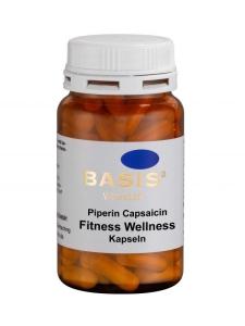 Piperin Capsaicin Fitness Wellness Kapseln (Größe: 100 Kapseln)