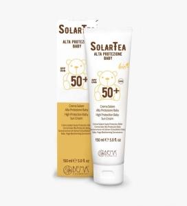 Sonnencreme Baby LSF 50 (150 ml) SolarTea BEMA