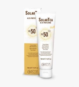 Sonnencreme LSF 50 (150 ml) SolarTea BEMA