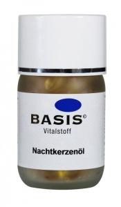 Nachtkerzen-Öl-Kapseln (Größe: 100 Kapseln)