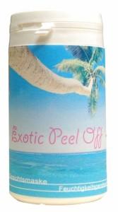 Exotic feuchtigkeitsspendende Peel Off Gesichtsmaske (Größe: 4 x 25 Gramm)
