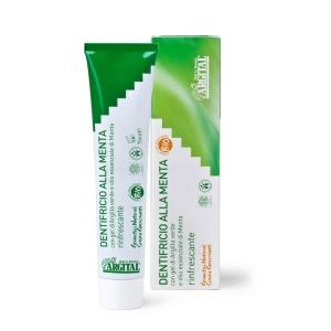 Natürliche Zahnpasta mit Pfefferminze (75 ml) ARGITAL