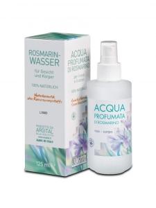 Rosmarin Wasser für Gesicht und Körper (125 ml)