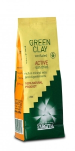 Ventilierte aktivierte grüne Tonerde extra fein (500 g) ARGITAL