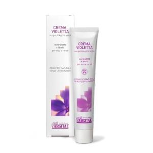 Veilchen Creme für sehr irritierte Haut (50 ml)