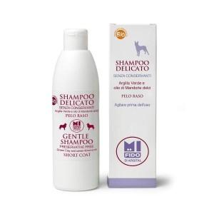 MI FIDO Hunde Pflegeshampoo für Kurzhaar (Größe: 50 ml)