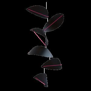 Mobile Fliegende Drachen (schwarz)
