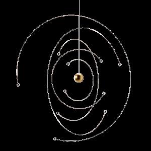 Mobile Niels Bohr