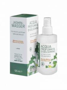 Jasmin Wasser für Gesicht und Körper (125 ml)