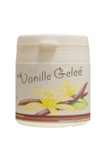 Vanille Gelée Gesichtsmaske entspannend (Größe: 5 Dosierdöschen mit je 8 Gramm)