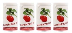 Acerola Kirsche Peel Off Gesichtsmaske (Größe: 4 x 25 Gramm)