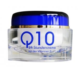 Q10 Vitalpflege 24-Stunden-Creme mit Vitamin C (Q10 Vitalpflege 24-Stunden-Creme: 50 ml)