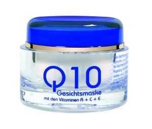 Q10 Pflegende Vitamin Gesichtsmaske (Q10 Pflegende Vitamin Gesichtsmaske: 50 ml)
