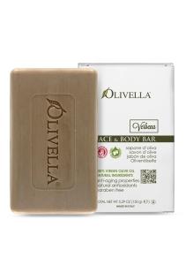 Olivenöl Seifenstück (150 g) (Duft: Verbena)