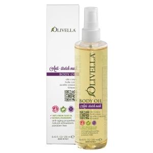 Körperöl (250 ml) auf Basis von Olivenöl (Wirkung: Refreshing)