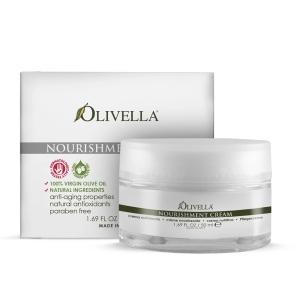 Oliven Anti-Aging Nourishment Creme (50 ml) Olivella
