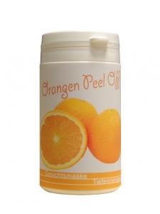 Orangen Peel Off erfrischende Gesichtsmaske (Orangen Peel off reinigende Gesichtsmaske: 4 x 25 Gramm)