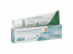 Zahncreme mit Pfefferminze (75 ml)