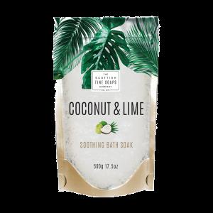 Coconut & Lime Badesalz (500 g)