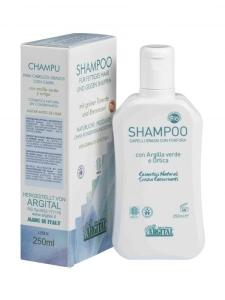 Shampoo für fettiges Haar und gegen Schuppen (250 ml) BIO